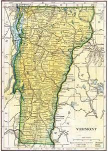 vermont california map 1910 vermont census map access genealogy
