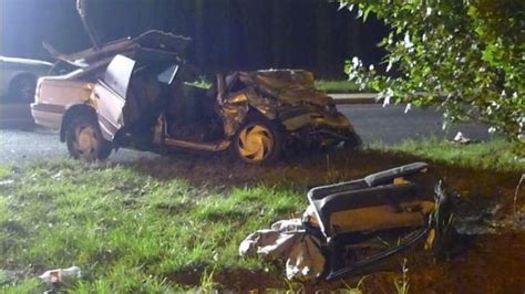 canberra car crash of driver who caused three deaths in doesn t