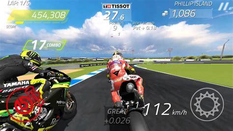 game balap motogp mod apk motogp race chionship quest v1 9 mod apk full unlocked