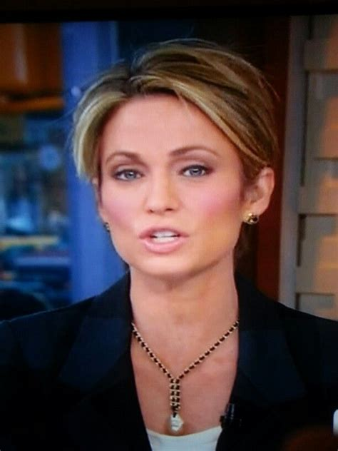 amy robach short hair amy robach my style pinterest