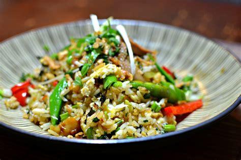 cuisine thailandaise recette l authentique recette du riz saut 233 au poulet tha 239 landais