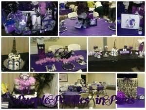 baby shower themes for purple purple poodles in baby shower decor baby showers