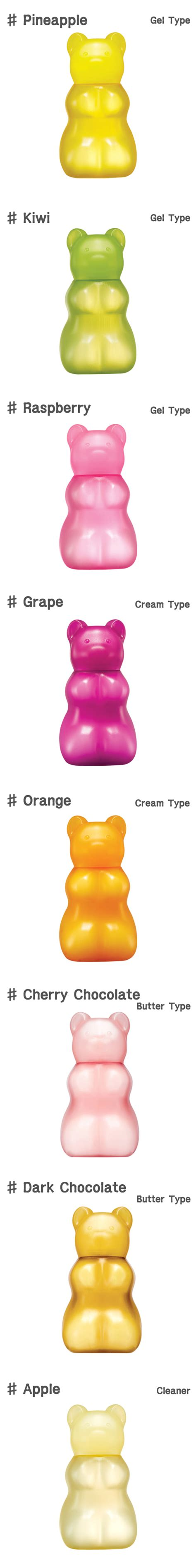 Shoo Grape 45ml Skinfood Gummy Jelly 45ml Various Texture Ebay