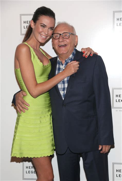 Designer Of The Year Herve Leger By Maz Azria by Odette Annable Pictures Herve Leger By Max Azria