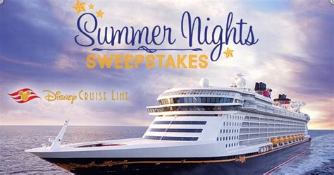Disney Channel Summer Sweepstakes - hallmark channel summer nights sweepstakes sweepstakesmag