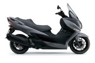 Suzuki Burgman 300 Motorcycles