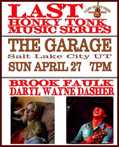 The Garage On Beck by Last Honky Tonk Series