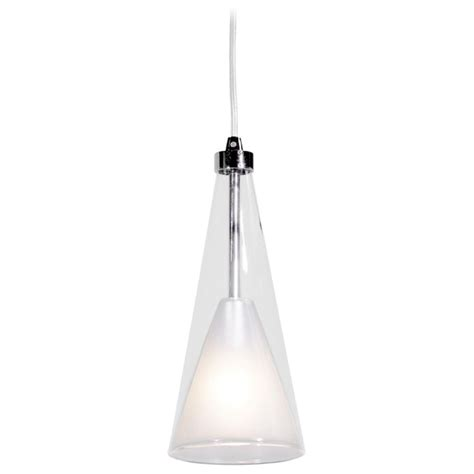 Modern Mini Pendant Light With White Glass 50543 Ch Clop Modern Mini Pendant Lighting