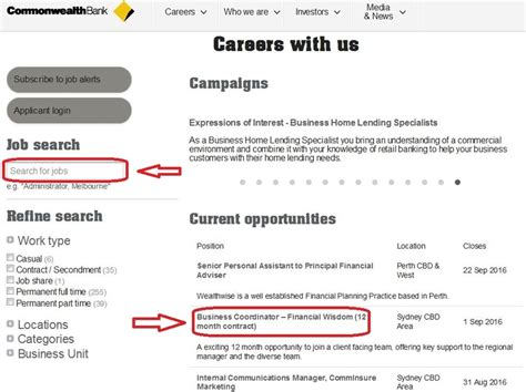 how to apply for commonwealth bank at commbank