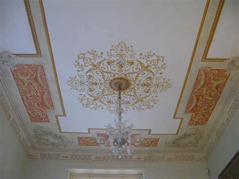 decorazioni soffitti oesse decorazione soffitti