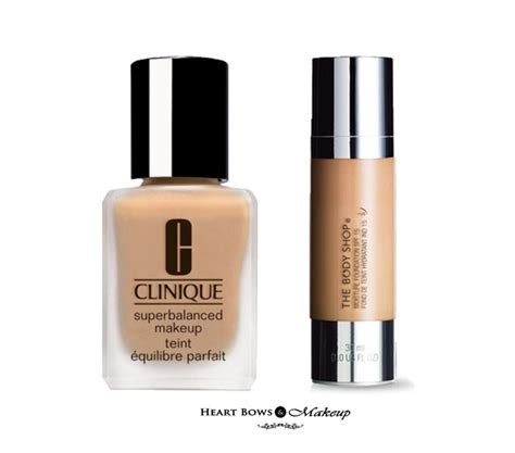 Best Foundation For Dry Skin in India: Our Top 10!   Heart