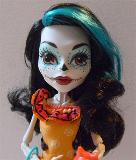 imagenes de calaveras uñas monster high кукла скелиту калаверас скарнавал купить киев