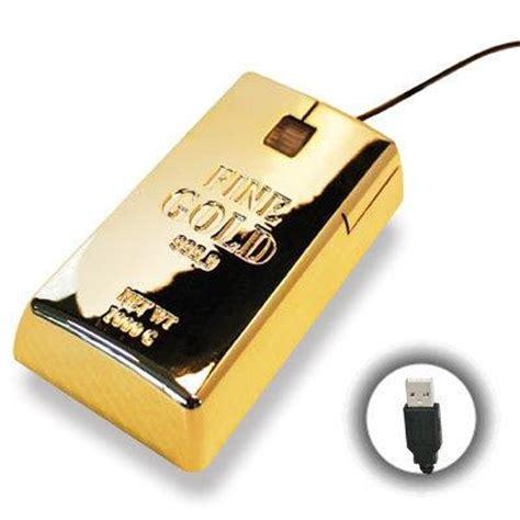 2018 wholesale luxury usb gold bar mouse,shiny gold usb