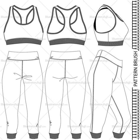 draw template for sport 54 best sport flat drawing images on fashion