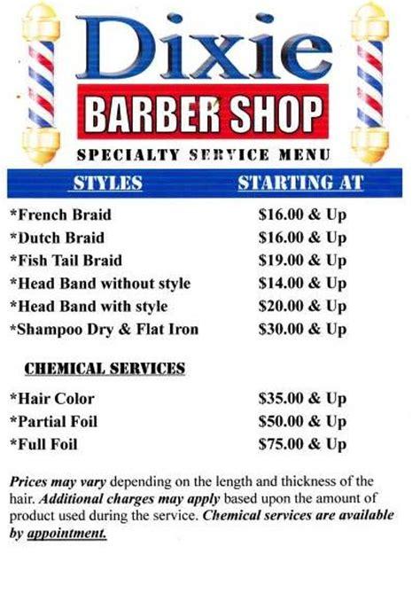 dixie barber shop vero beach florida dixie barber shop