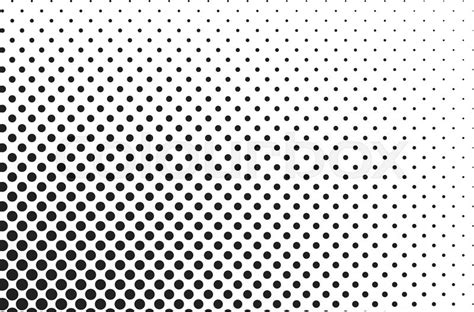 dot pattern overlay big dots halftone vector background overlay texture