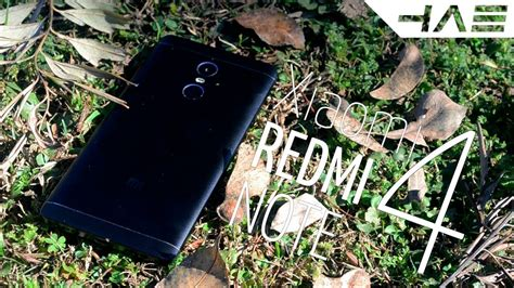 Knob En Espa Ol by Quot Elegancia Pura Quot Xiaomi Redmi Note 4 Review En Espa 241 Ol