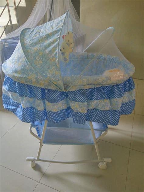 jual beli ranjang bayi pliko box oval
