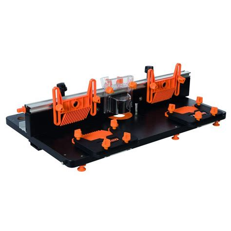 kreg router table router parts accessories