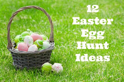 easter egg hunt ideas 12 easter egg hunt ideas edventures with kids