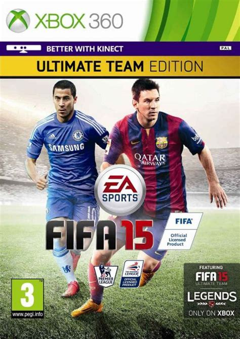 Xbox 360 And It Team Up For Trivia by Buy Fifa 15 Ultimate Team Edition Xbox 360 From Our All