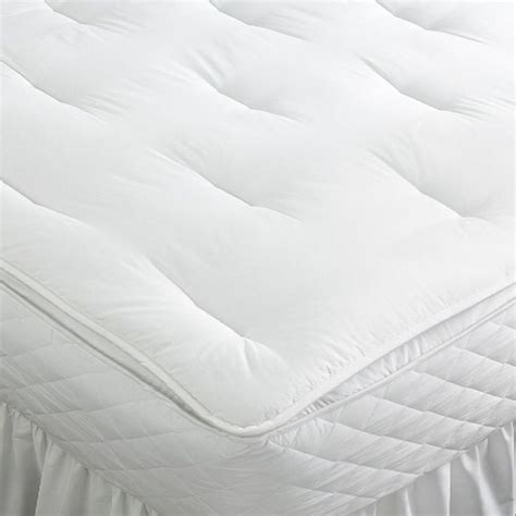 Pillow Top Mattress Pad King by Charter Club Pillowtop 300t King Mattress Pad New Ebay