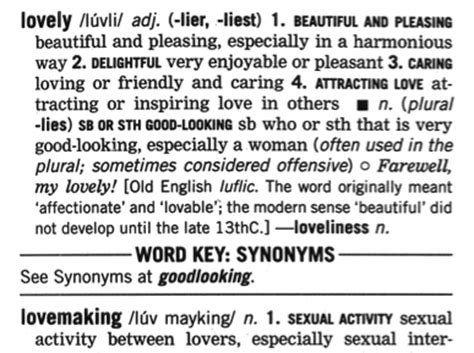 layout definition dictionary dictionary design