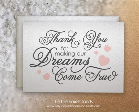 thank you letter to our parents 93 wedding thank you card for parents how to write