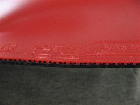 Rubber Xiom Asia review xiom asia alex table tennis mytabletennis net forum page 1
