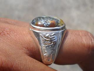 Cincin Perak Asli Berhiaskan Batu Sintetis Biru batu cincin garut termahal informasi terbaru dan