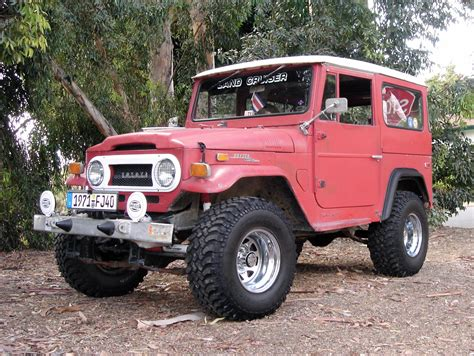 1971 Toyota Land Cruiser Biolakid4god 1971 Toyota Land Cruiser Specs Photos