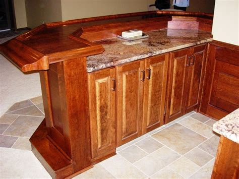 granite top bar cabinet custom built home bar ideas in ohio
