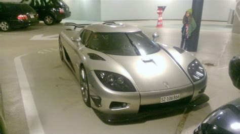 koenigsegg switzerland 2 million koenigsegg trevita abandoned in swiss parking