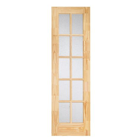 24x80 Exterior Door 10 Panel Pine Door 24 Quot X 80 Quot 24x80 Interior Door