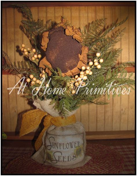 Handmade Country Crafts - 1000 images about autumn on feed sacks