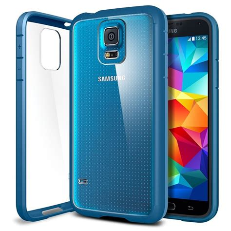 Top Samsung Galaxy S5 Metal Bumper Armor Casing Berkualitas which spigen android forums at androidcentral