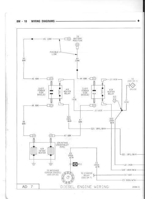 1990 dodge d350 wiring diagram 1990 ford bronco wiring