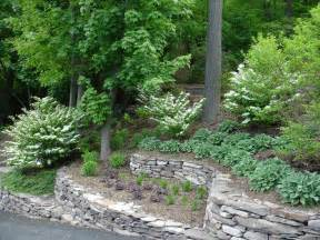Tiered Backyard Landscaping Ideas 25 Best Ideas About Tiered Landscape On Landscaping Blocks Sloped Backyard And
