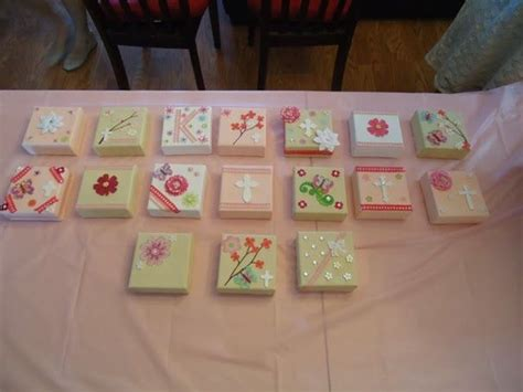 baby shower craft projects baby shower craft idea canvas gift ideas