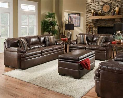 brown bonded leather sofa set casual living room furniture delicate brown bonded leather sofa set casual living room