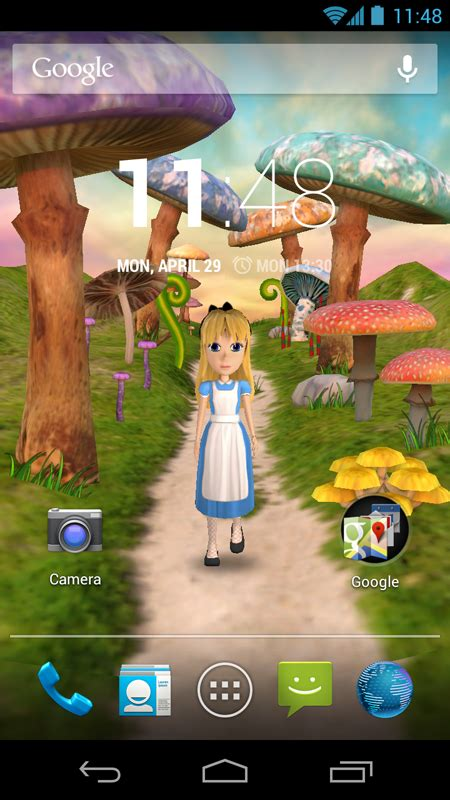 theme line android alice in wonderland alice in wonderland hd android apps on google play
