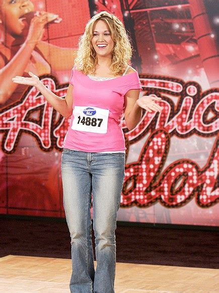 carrie underwood early songs carrie underwood s first audition on american idol