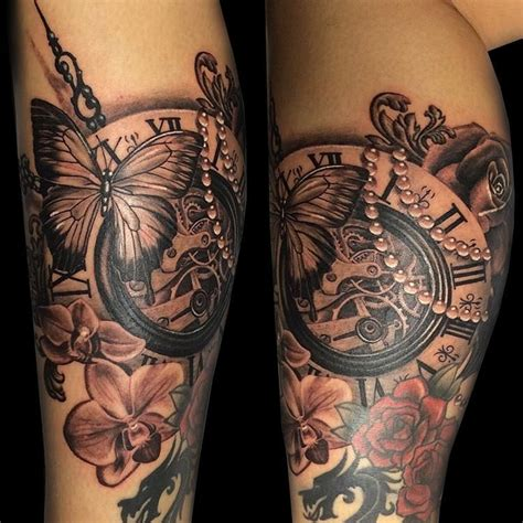 steam punk tattoos 26 steunk designs ideas design trends