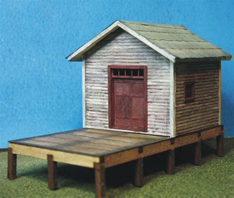 n scale laser cut a frame house kit ebay rslaserkits 3040 billco freight n scale midwest