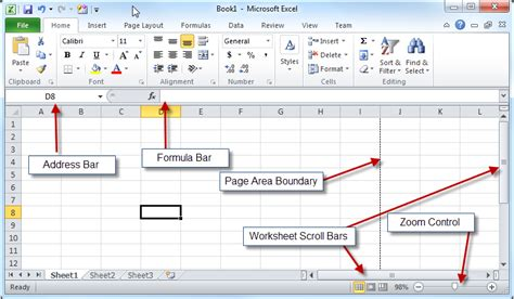 Exle Business Letter With Optional Parts microsoft excel basics an introduction to the excel
