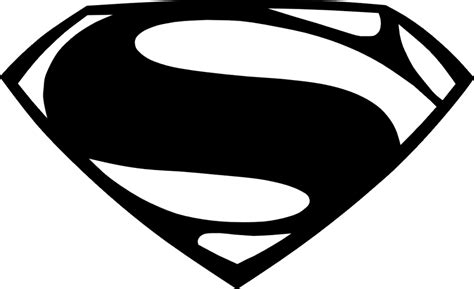 free superman logo vector download free clip art free