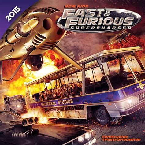 fast and furious ride fast furious theme park attraction coming to universal