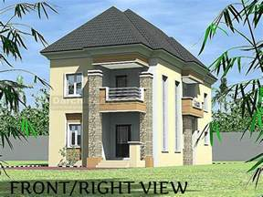 Small Homes Built On Your Land Nigeria Building Style Architectural Designs By Darchiplan
