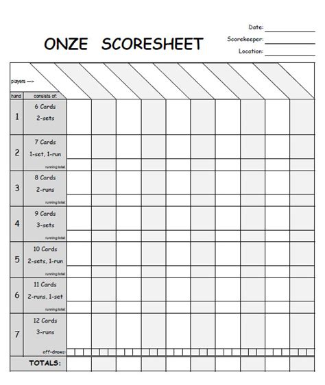 shanghai card game score sheet   Music Search Engine at Search.com