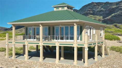 house plans on stilts beach cottage house plans beach house plans for homes on